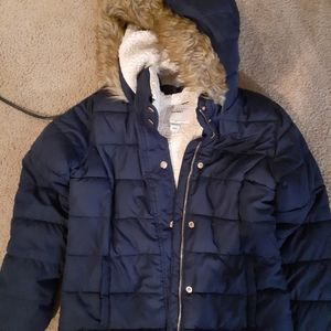 Girls jacket size 14 old navy